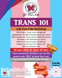 Trans 101 – Winter 2020